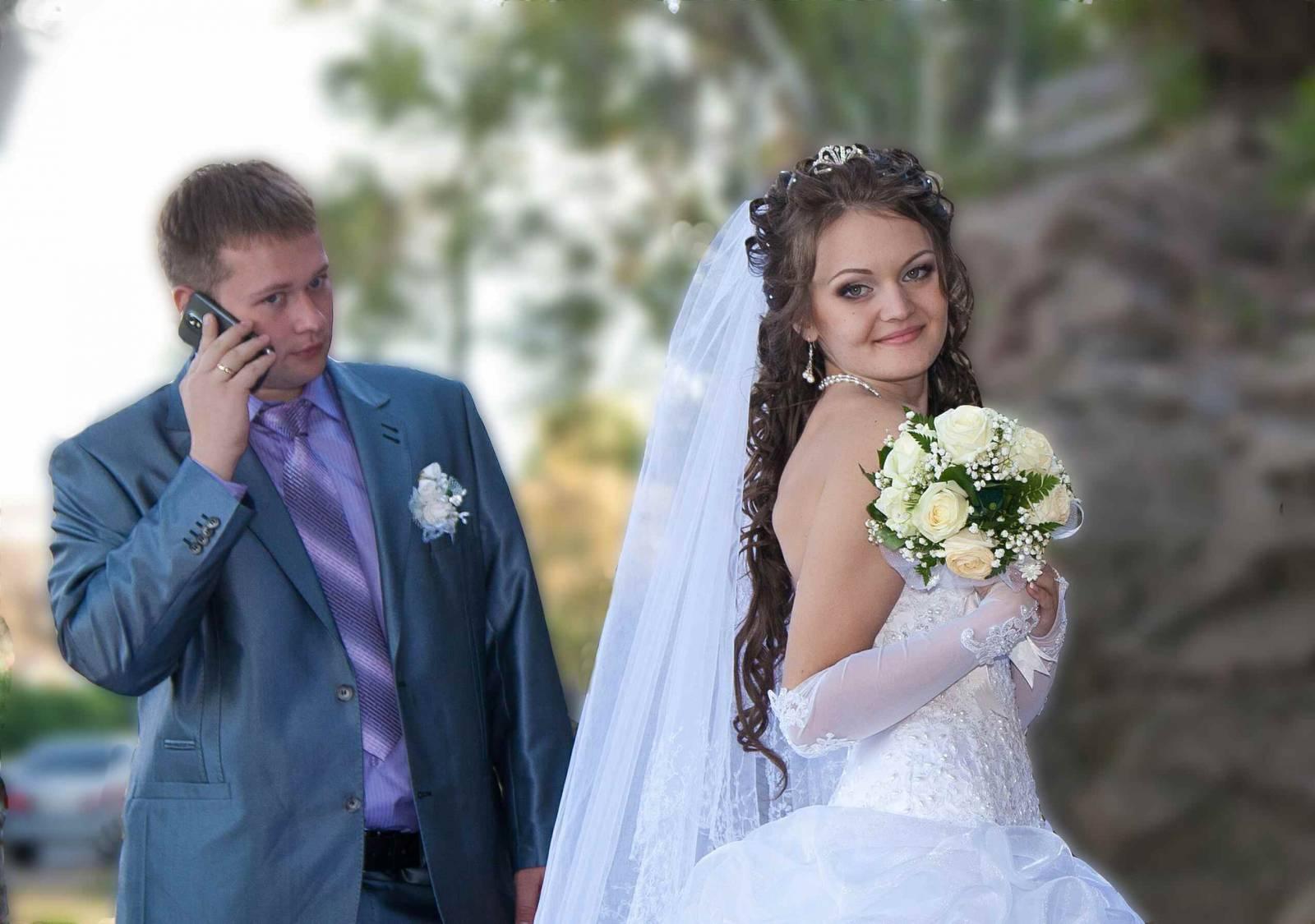 Фото свадьбы наташи щелковой